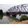 China Hot Dip Galvanized Delta Bridge Pre-Cambered Project Fabricator Design Construction wholesale