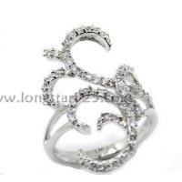 China 925 sterling silver rings jewelry, rings manufacturer wholesale