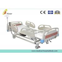 China Semi Electric Hospital Electric Beds Stable Reliable , Central-Control Brake System (ALS-ME01) wholesale