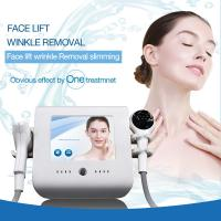 China Professional Radio Frequency Face Lift Slimming Treatment / Fractional Radio Frequency Skin Tightening wholesale