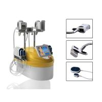 China RF Infrared Portable Cavi Cryo Diode Laser / Lipo Laser Machines For Salon on sale