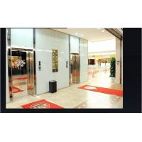 China PLC Control Hydraulic Passenger Lift Travelling Floor Is 9F on sale
