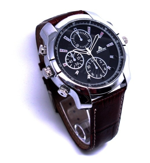 Quality Hot Sale Night Vision Full HD 1080p Camera Watch MP3 MP4 waterproof hidden camera watch for sale