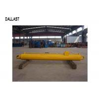 Buy cheap High Pressure Hydraulic Cylinder for Full Hydraulic Pressure, Semi-hydraulic Pressure Excavator from wholesalers