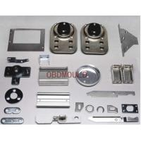 China Stainless Steel Sheet Metal Stamping Parts , Metal Stamping Plates Parts on sale