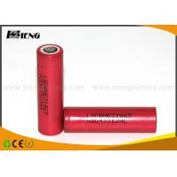 China Lg He2 18650 E Cigarettes Batteries Lithium Ion 2500mah 20A Light Weight wholesale