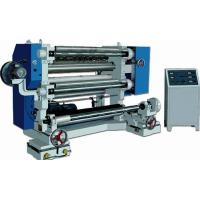 China BOPP / PET / CPP slitting and rewinding machine , paper slitter rewinder wholesale