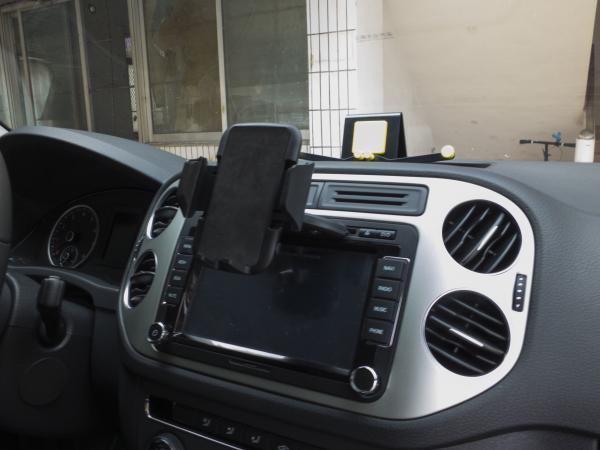 Quality 自動車360度の回転携帯電話のためのCD台紙車の電話ホールダー for sale