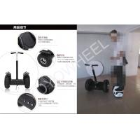 China Personal transporter segway X2 type Self Balance Scooter 40KM , 48V 12Ah Battery on sale