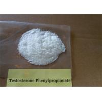 Buy cheap Testosterone Steroid Powder Testosterone Phenylpropionate For Bodybuilding CAS 1255-49-8 from wholesalers