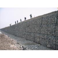China PVC Coated Hexagonal Gabion Wire Mesh With Corrosion Resistant wholesale
