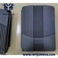 China Outdoor Powerful Cell Phone Jammer GSM CDMA/UMTS/4G LTE/Wimax Easy Installation wholesale