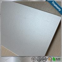 China Very Soundproof Aluminum Honeycomb Panels Small Surface Holes Interior Renovation on sale