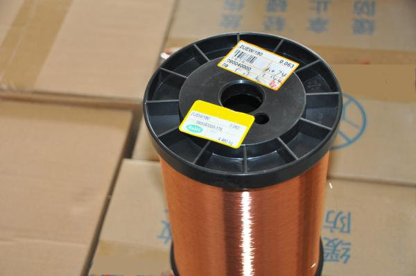 Quality 0.063mm Ultra Fine Copper Wire Uncommon Size For Industrial Electronics for sale