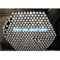 China Heat Exchanger Alloy Steel Seamless Pipes Fin Tube Copper Coated Surface GB/T19447 wholesale