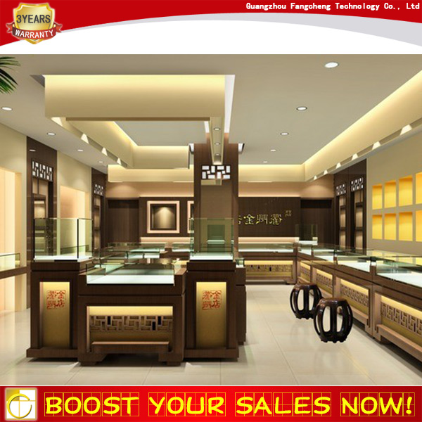 Jewellery Shop Design Images