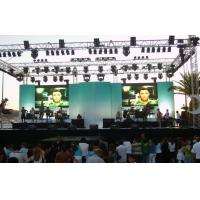Large rental Outdoor Full Color Graphic LED Display Screen For Events