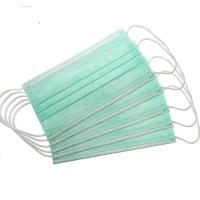 China Adjustable Sterile Surgical Disposable Mask 17.5 x 9.5 cm Without Stimulating Materials on sale