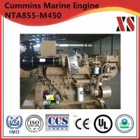 China Global warranty!Chongqing Cummins 450hp diesel marine engine NTA855-M450 for sale wholesale