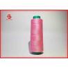 China Raw White 60GS / Cone Spun Polyester Thread Semi - Virgin Eco - Friendly wholesale