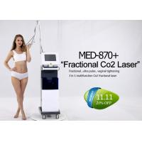 China Multifunction Co2 Fractional Laser Machine For Acne Scar / Strech Mark Removal wholesale