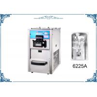 Commercial Yogurt Ice Cream Machine with High Overrun Air Pump Feeding 6225A