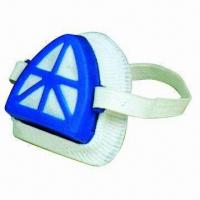 China PVC Dust Mask/Safety Respirator with PVC Cover and Replacing Slice on sale
