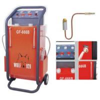 fuel system intake mainfold & throttle cleaning machine (gf-666b