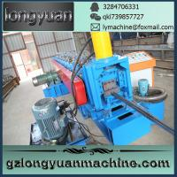 Quality cable tray roll forming machine,used z purlin roll forming machine for sale