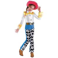 China Video Game Teen Girl Halloween Costumes Kids Toy Story Jessie wholesale