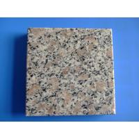 China The cheapest Chinese Pearl Flower color Grey granite and G383 Granite tiles,Step,Slab on sale