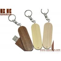 China customized logo wooden usb , classic special usb flash drive for gift wholesale