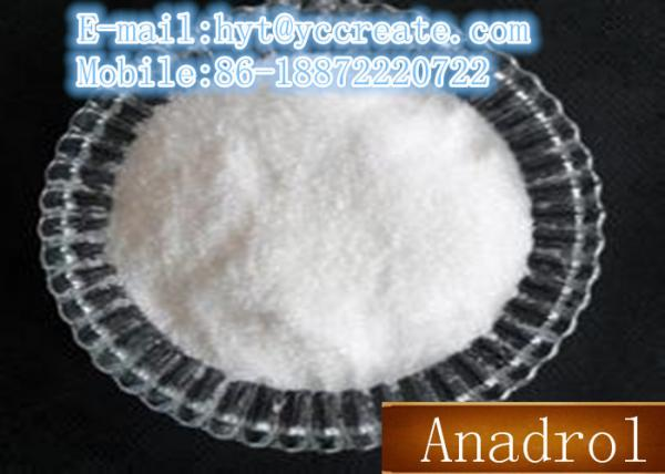 Quality High Quality Raw Materials Steroids Powder CAS434-07-1 Oxymetholone Anadrol for sale