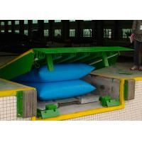 China CE Approved 10 Ton Airbag Dock Leveler For Loading / Unloading Cargo wholesale