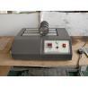China Three Wheel Rubber Testing Machine , Standard Electric Rolling Wheel Testing Equipment wholesale