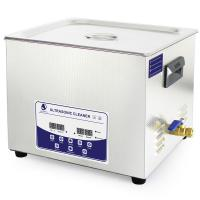 15L Automatic Benchtop Ultrasonic Cleaner , Ultrasonic Dental Cleaner