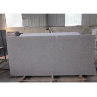 China Polished Grey G603 Granite Stone Slabs For Building Construction Acid Resistant wholesale