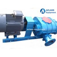 China Direct Driving Rotary Lobe Blower Impeller Motor Connect By Coupler Increase Oxygen Roots Blower wholesale