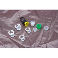 China Disposable Pigment Ring Cup / Tattoo Ink Cups For Permanent Makeup Tattoo wholesale