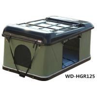 China ABS Hard Lid Roof Top Tent Automobile Accessories For 2 Person Camping Parts Pop wholesale