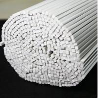 China SQUARE ROD(STICK) ABS Plastic pipe 50cm length DIA 0.5-2.0MM 0.5,1.0,1.5,2.0 wholesale