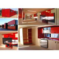 China 40 Feet Modified Shipping Containers With Stylish Small Home Spaces Prefabricated House wholesale