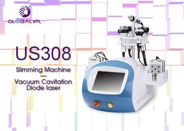Quality RF Cellulite Melting Cavitation Lipo Laser Slimming Machine For Man And Woman for sale