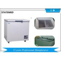 China Direct Cooling Compact Deep Freezer / Lab Deep Freezer Chest Cabinet Type wholesale