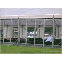China 800 People Large Clear Roof Outdoor Event Tent Wedding Reception Marquee wholesale