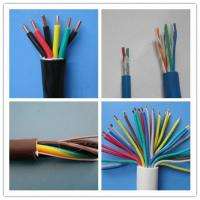 China Flexible Multi Conductor Control Cable 6 Conductor Wire Excellent Corrosion Resistance wholesale