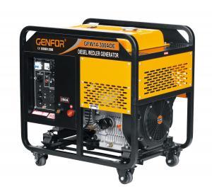 China 250A 7.5KW Welding Generator Set , OEM Welder Generator Air Cooled Engine Type wholesale