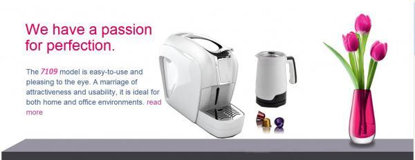 how to use a eurolab coffee machine
