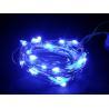 China Blue raindrop 3v battery operated led light 20leds wholesale