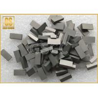 China Low Alloy Steel Tungsten Carbide Saw Tips W2 Grade 1800 N / Mm2 TRS wholesale